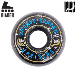 그라운드컨트롤(GC) 바퀴 59mm 90a 4ea / GroundControl(GC) wheels 59mm 90a 4ea