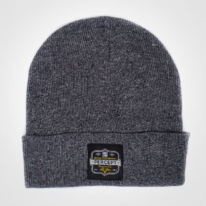 퍼셉 - 베지 비니 / Percept - Badge Beanie